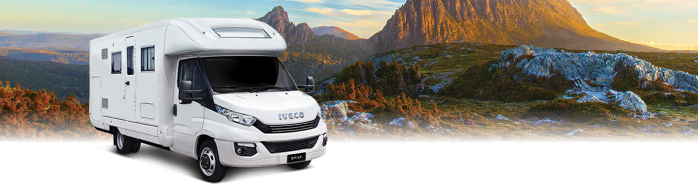 Iveco Daily - Trusted by Australia's Leading Motorhome Brands