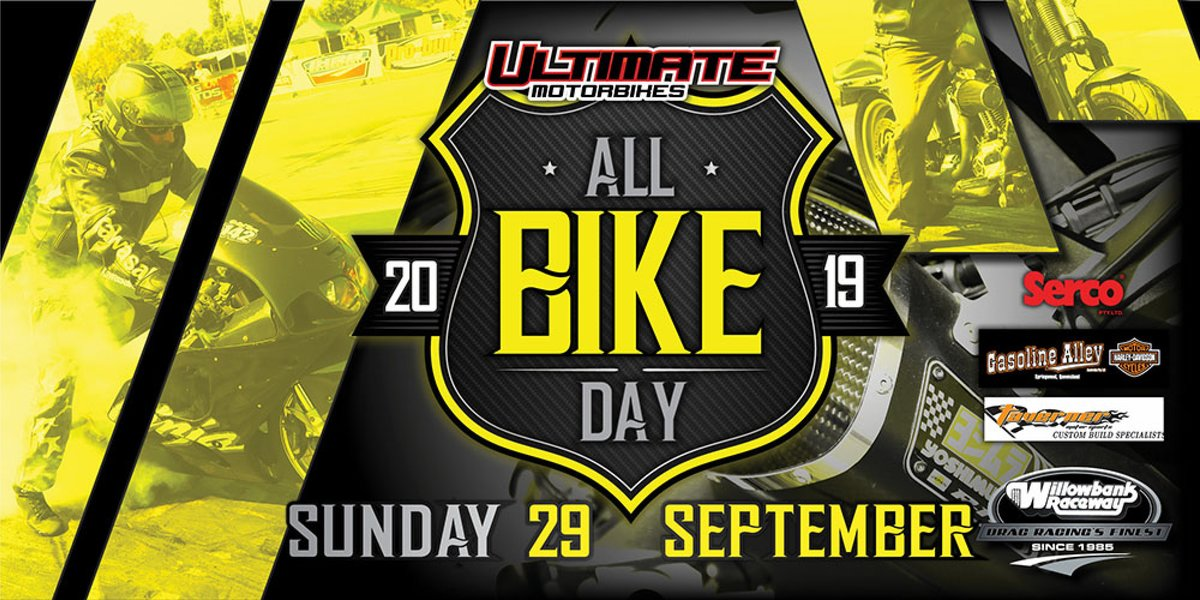 blog large image - Ultimate Motorbikes supports Willowbank All Bike Day!