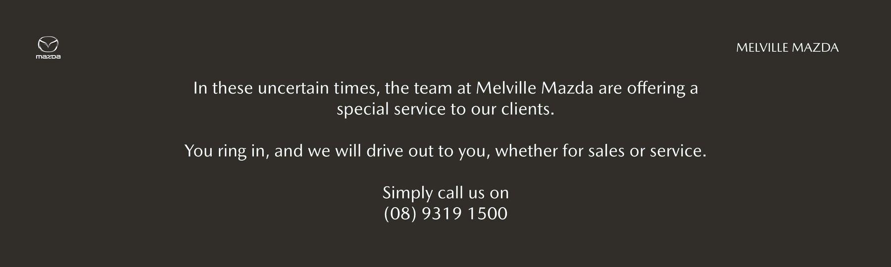 Mazda Fundraiser