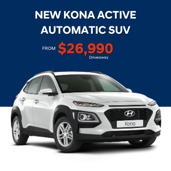 NEW KONA ACTIVE AUTO SUV Small Image