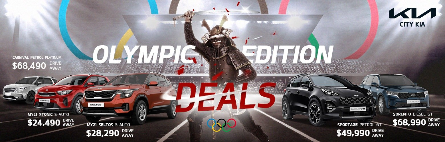 Olympic Edition Deals