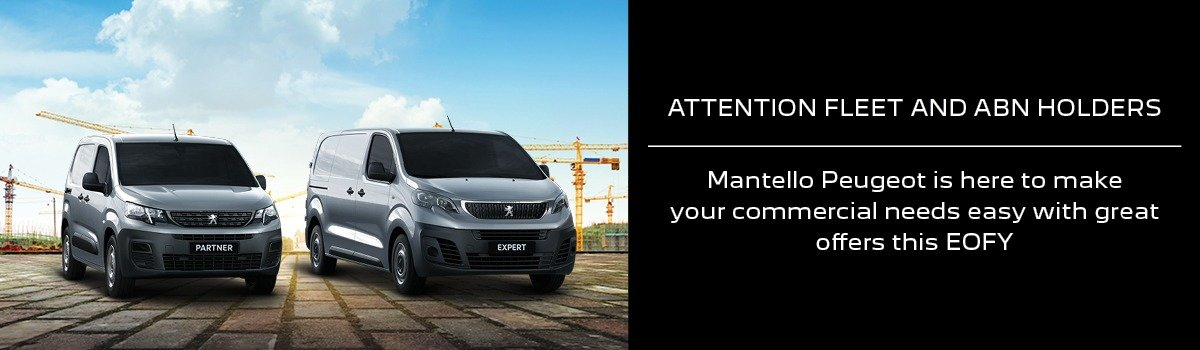 Mantello PEUGEOT End of Financial Year Offers Large Image