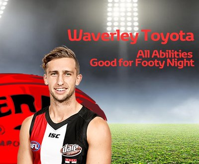 Waverley Toyota All Abilities Good For Footy Night 2019 image