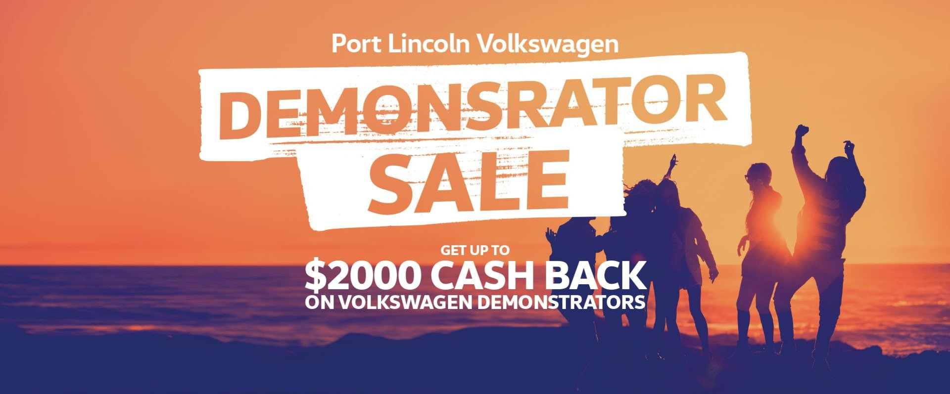 Port Lincoln Volkswagen - Demonstrator Sale