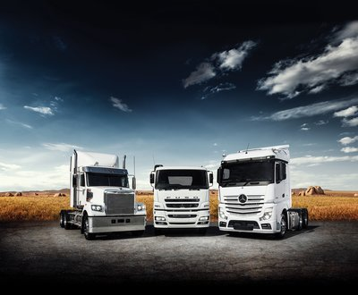 Adelaide Trucks - Freightliner, Fuso and Mercedes Benz image