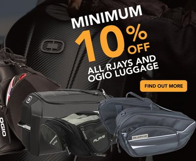 Motorcycle Luggage Sale image