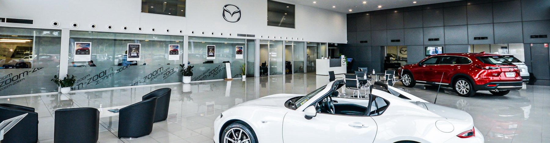 Mazda About Us