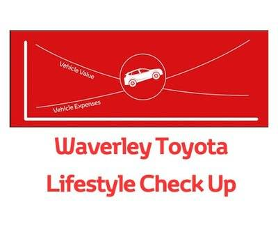 Waverley Toyota Lifecycle Check-up image