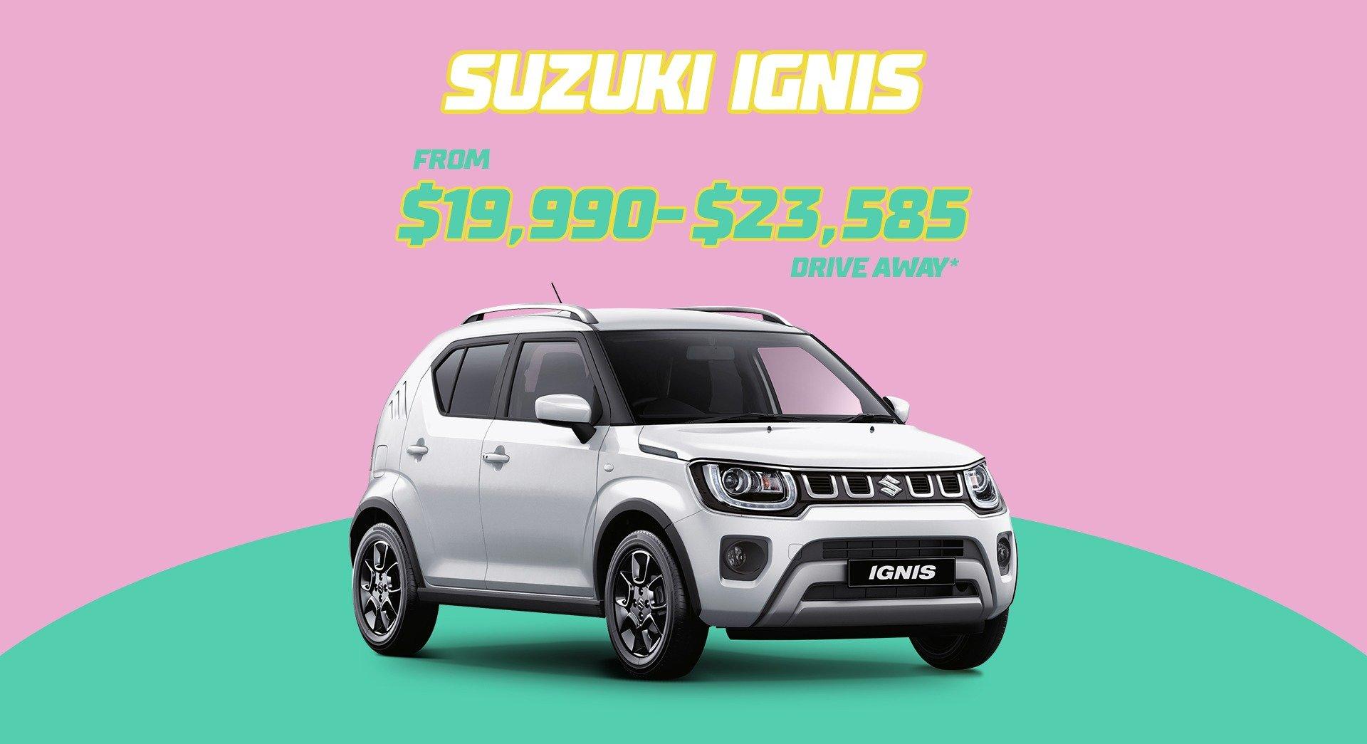 Suzuki Ignis for Sale Perth