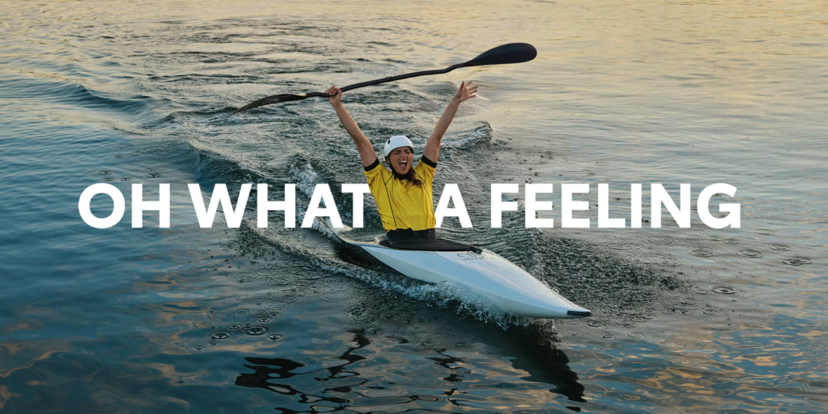 blog large image - Olympic canoeist Jess Fox speaks with us about chasing dreams upstream