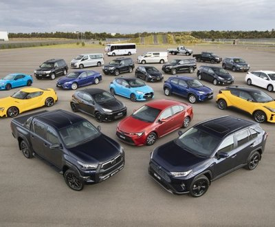 TOYOTA IS AUSTRALIA'S MOST TRUSTED CAR BRAND image