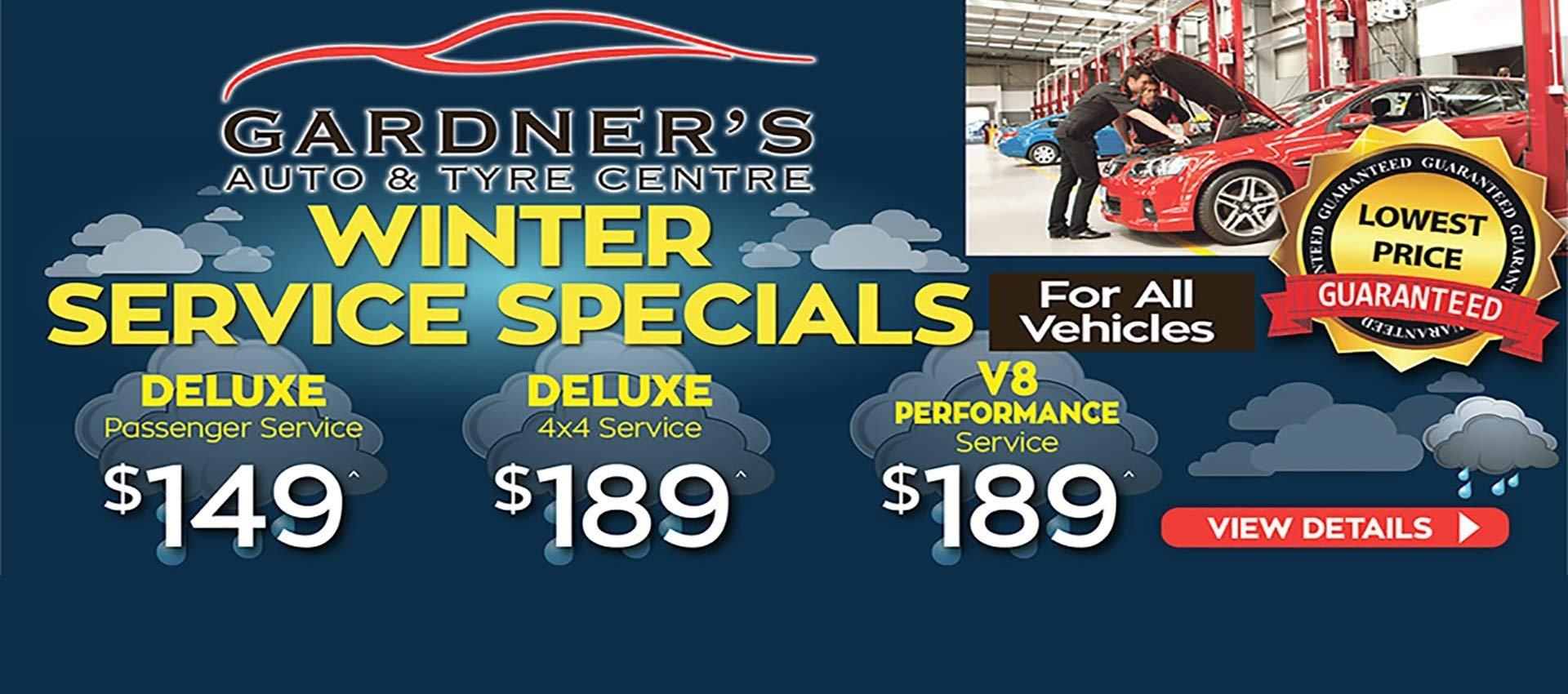 Gardner Winter Special