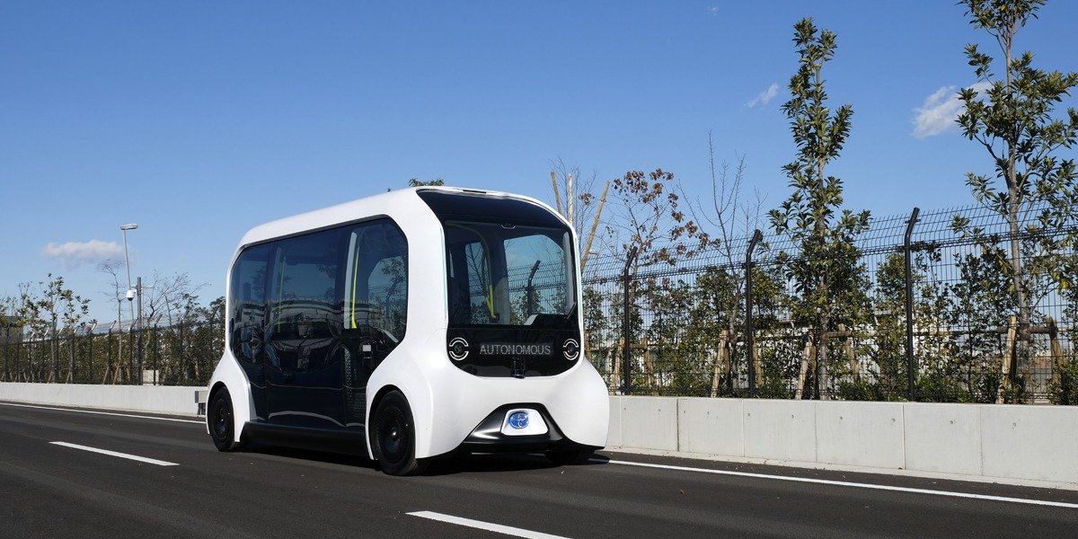 blog large image - TOYOTA AIMS AT EARLY 2020s FOR AUTONOMOUS EV MOBILITY SERVICES