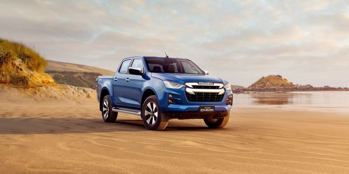 blog large image - Isuzu D-MAX is News' Ute of the Year