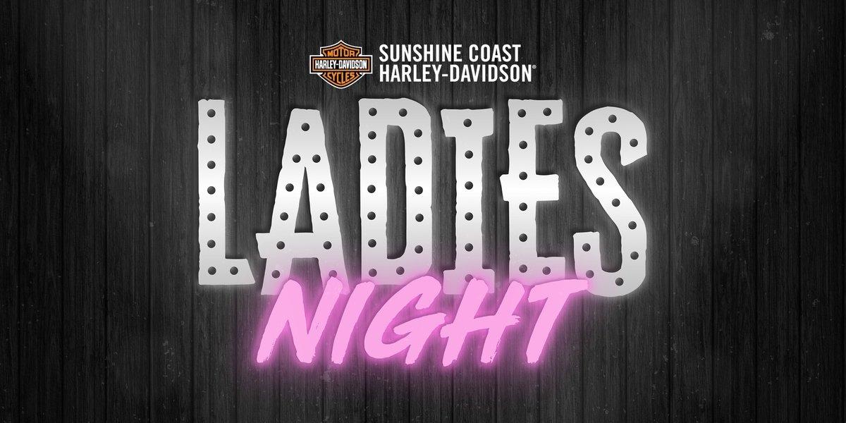 blog large image - LADIES NIGHT... THANK YOU!