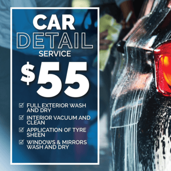 Car Detail Service Special Small Image