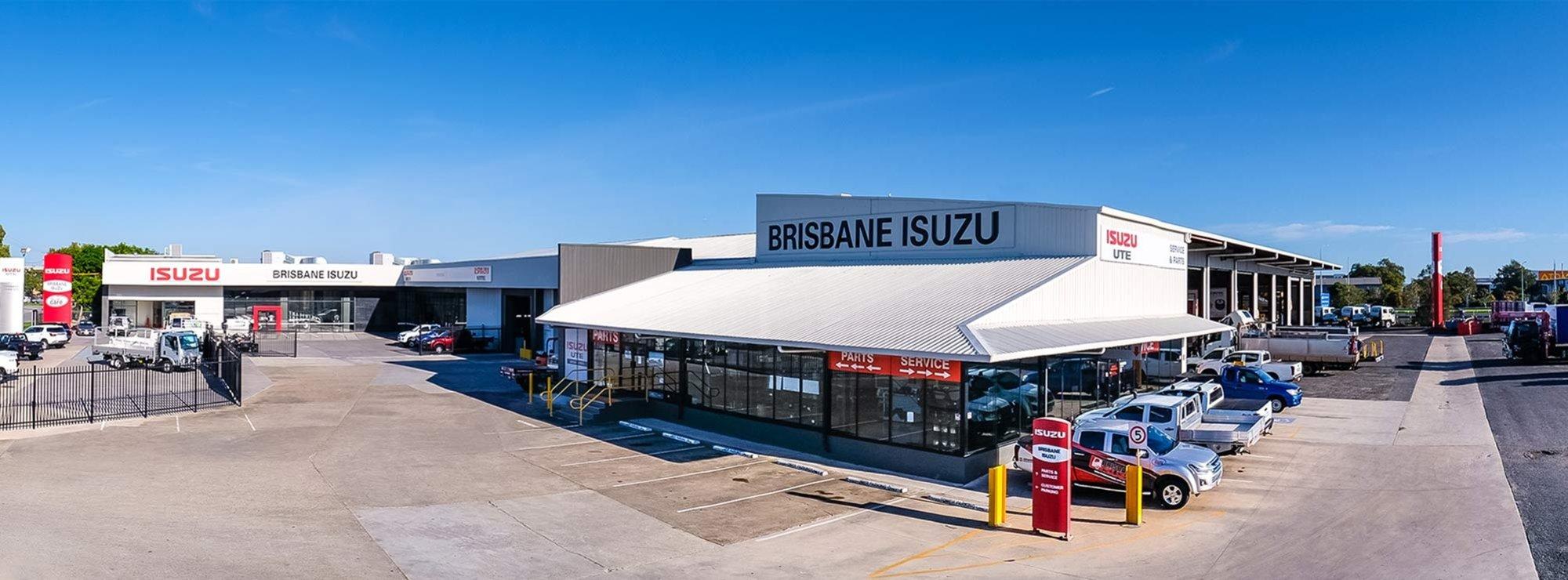 Brisbane Isuzu Ute Homepage1