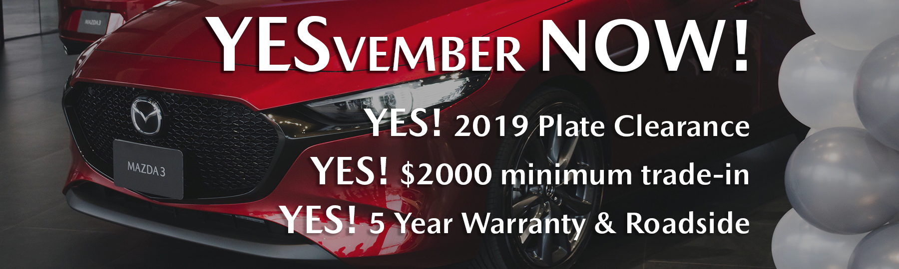 2019 Plate Clearance on NOW