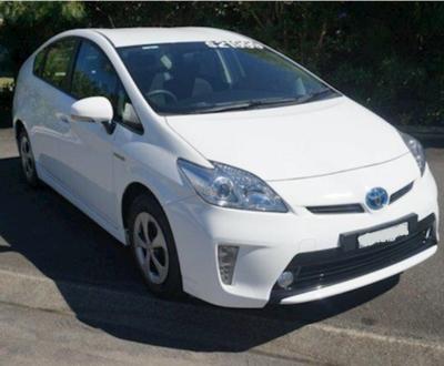 Used Toyota Prius image