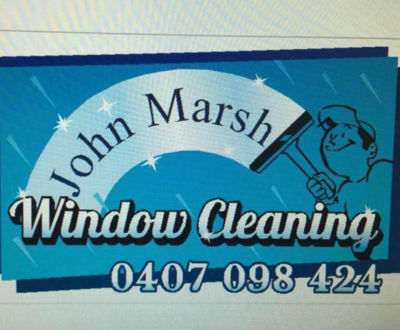 Need help with window cleaning house? Introducing-John Marsh Window Cleaner, our cherished customer!  image