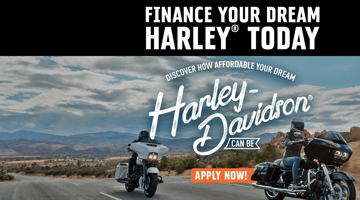 Finance Your Dream Harley®