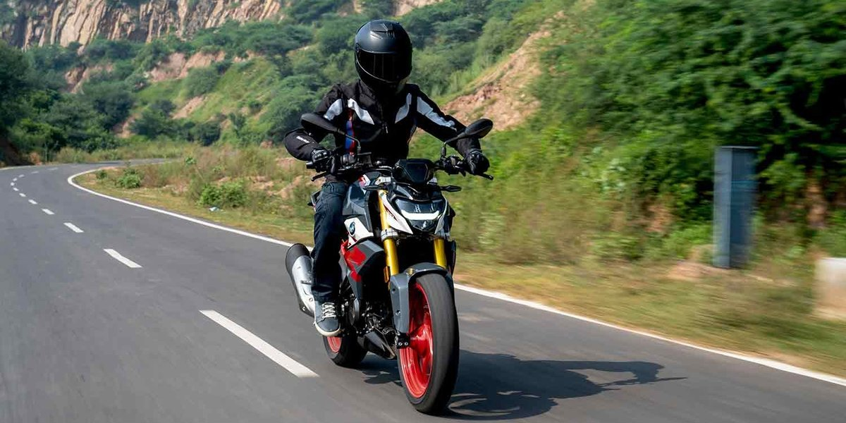 blog large image - G 310 R - LAMS Approved BMW