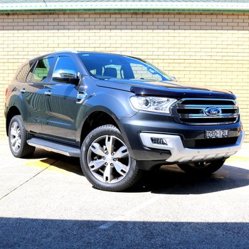 DEMONSTRATOR Ford Everest Titanium  Small Image