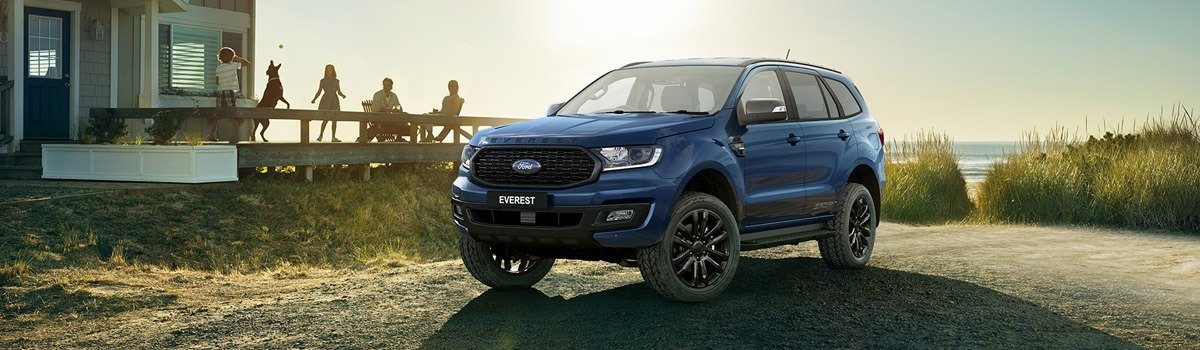 Ford Everest Sport Special Edition  Large Image