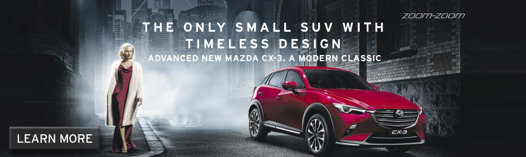 Berwick mazda advanced new cx-3