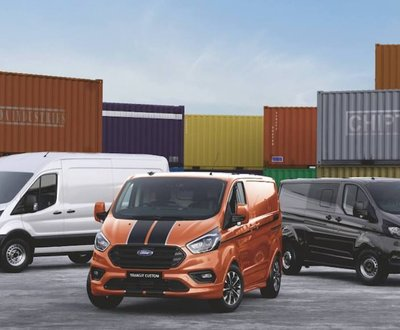 Ford Transit Custom image