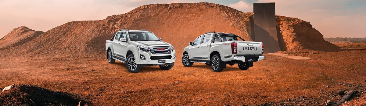 THE LIMITED EDITION ISUZU D-MAX X-RUNNER Large Image
