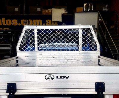 LDV T60 Genuine Alloy Tray image