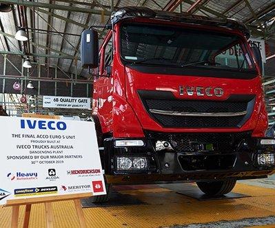 IVECO ACCO Euro 5 Model image