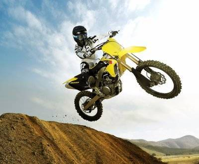RM-Z450 Suzuki Run Out Sale 1 Remaining - Dirt, Off Road, Jump image