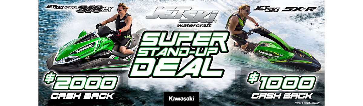 Super Stand Up Deal Large Image