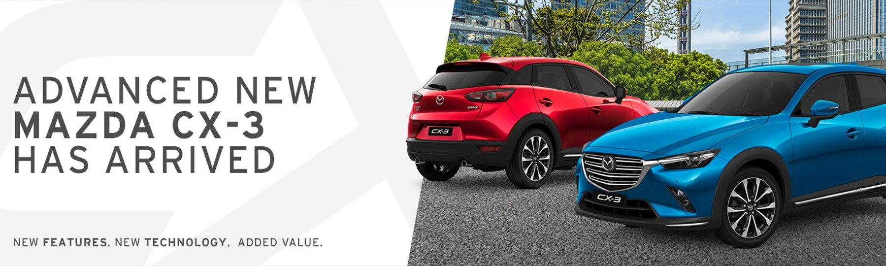 Berwick Mazda All New CX-3