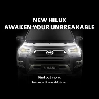 The All-New HiLux has arrived! Small Image