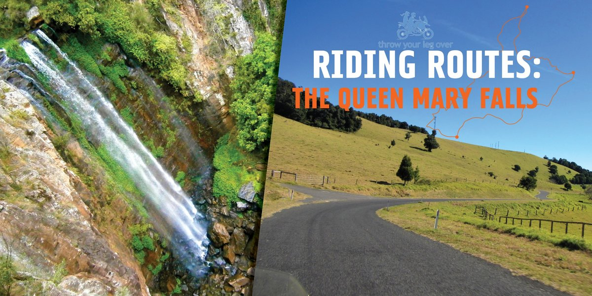 blog large image - Riding Routes: The Queen Mary Falls