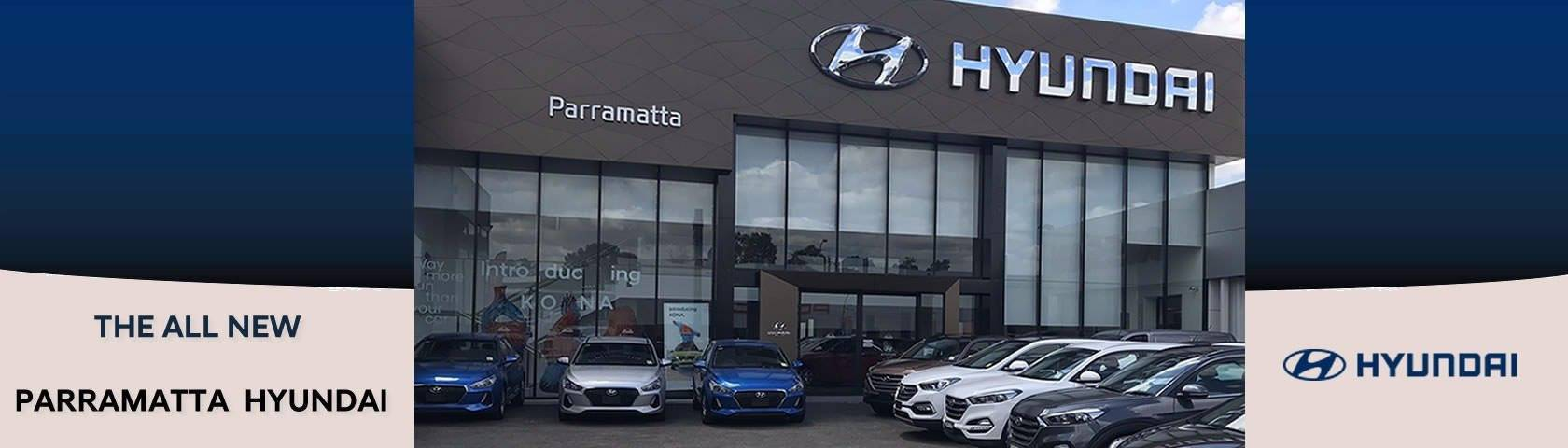 Welcome to Parramatta Hyundai