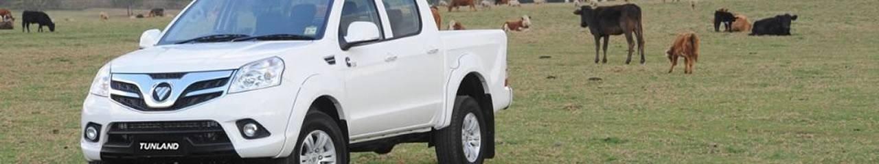 Foton vehicles Bairnsdale