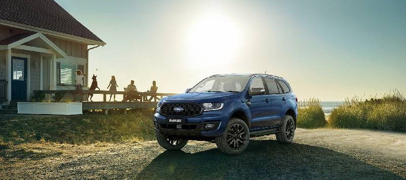 Ford Everest Sport