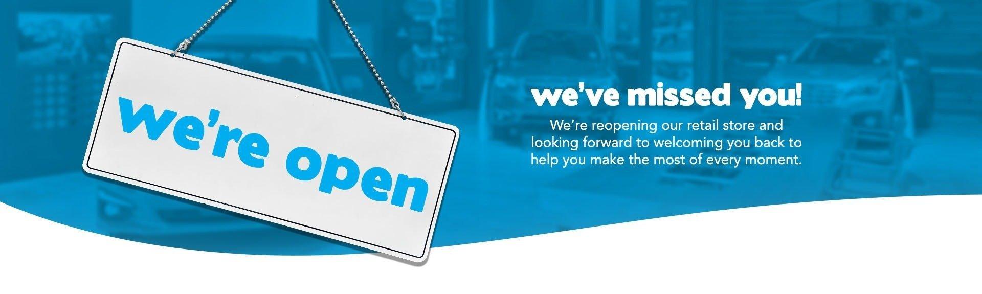 Subaru Castle Hill - We are open