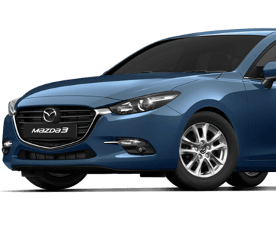 Mazda 3 Maxx Hatch Eternal Blue Mica image