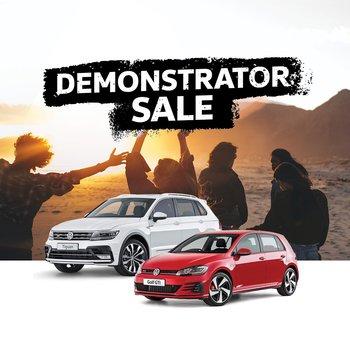Volkswagen Demonstrator Sale Small Image