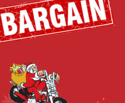 Bargain Christmas Deals at Oliver's Motorcycles! image