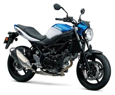 Suzuki SV650 2018 Learner Approved New Motorcycle Urban Naked City Moto image
