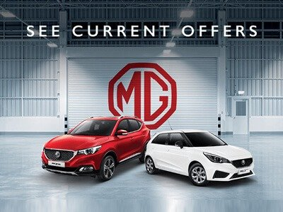 View Our Latest Offers we have available from at John Hughes MG.