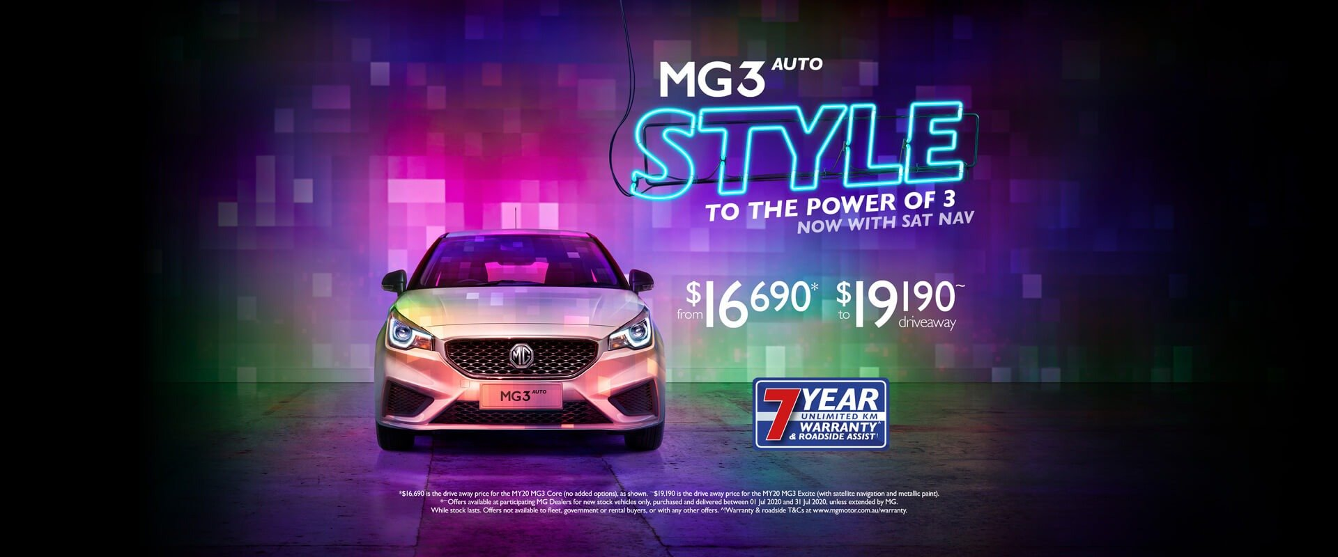 MG3 Auto