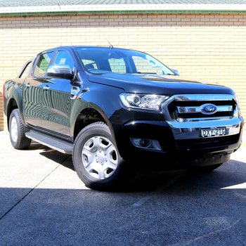DEMONSTRATOR 2018 Ford Ranger XLT  Small Image