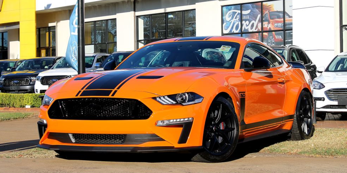 blog large image - Limited Edition Mustang R-Spec now available at Armstrong Ford!